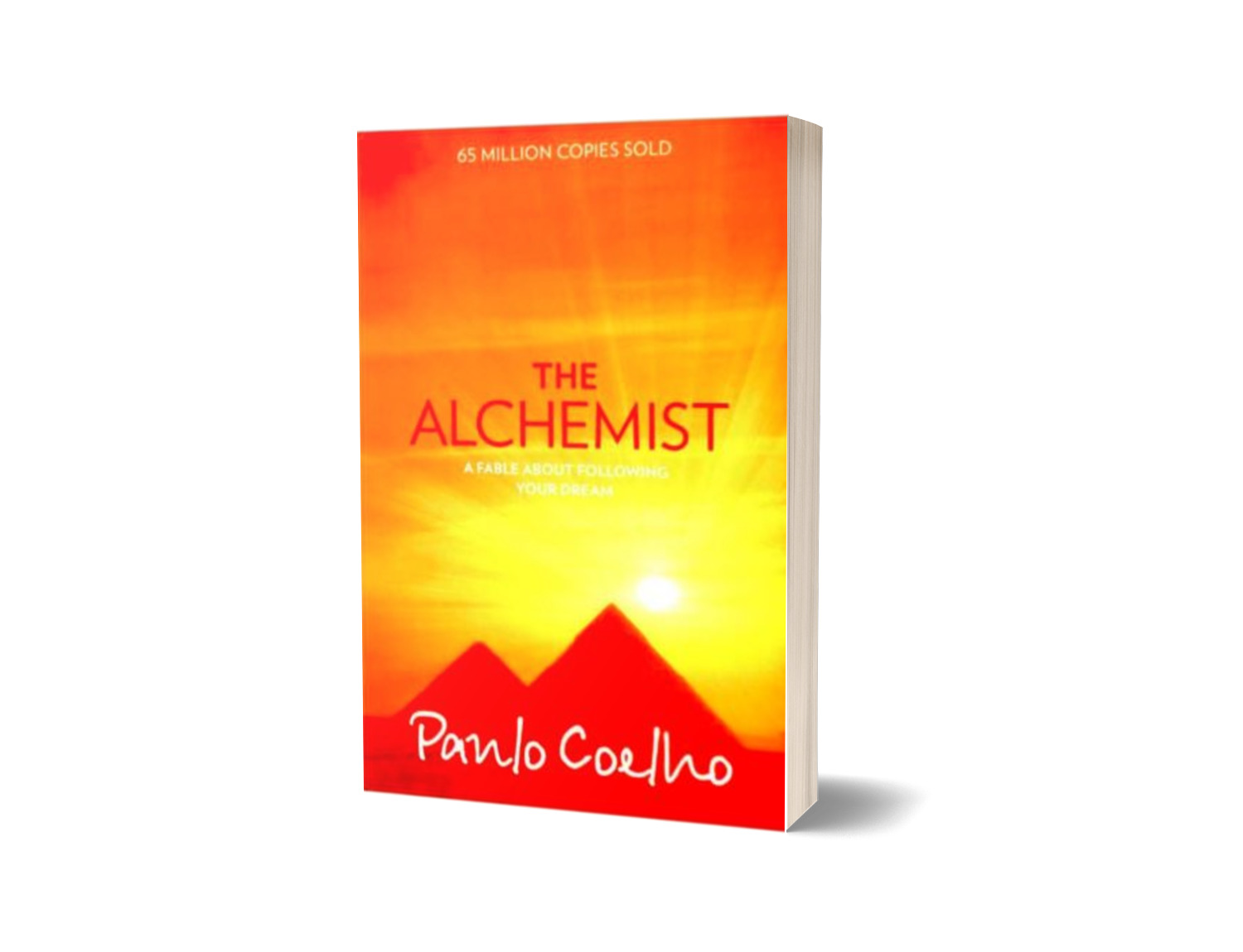 The Alchemist-A Fable of Following Your Dream