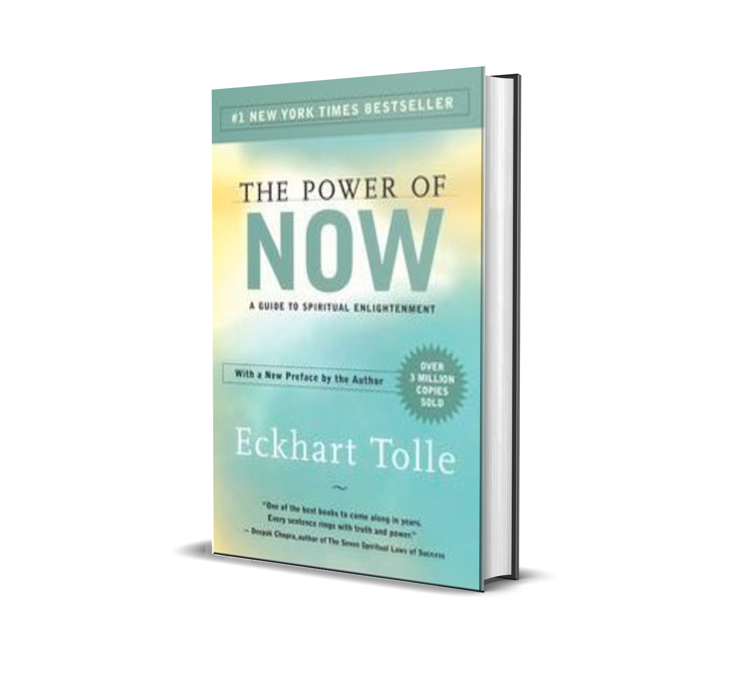 The Power of Now: By Eckhart Tolle